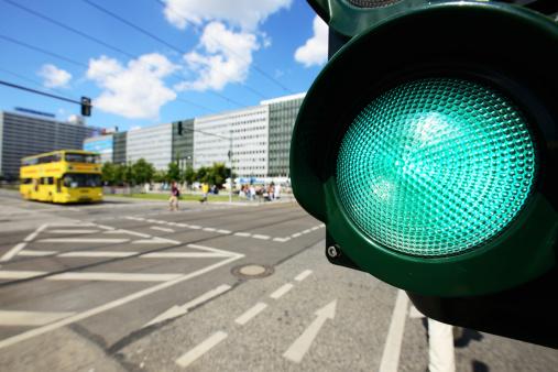 Stoplight「Bike traffic light」:スマホ壁紙(15)