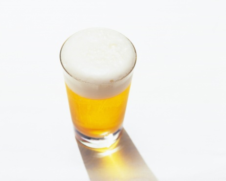 ビール「Draft Beer, High Angle View」:スマホ壁紙(14)