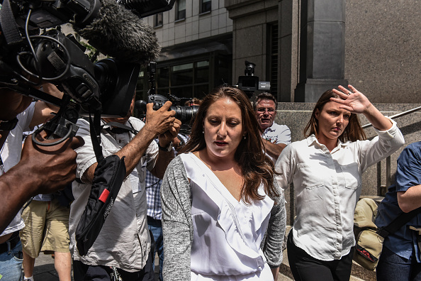 Bestof「Jeffrey Epstein Appears In Manhattan Federal Court On Sex Trafficking Charges」:写真・画像(8)[壁紙.com]