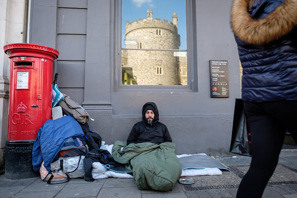 Homelessness「Windsor Council To Impose Fines On Homeless Ahead Of Royal Wedding」:写真・画像(14)[壁紙.com]