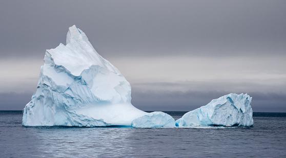 Southern Atlantic Islands「Iceberg, South Georgia」:スマホ壁紙(3)
