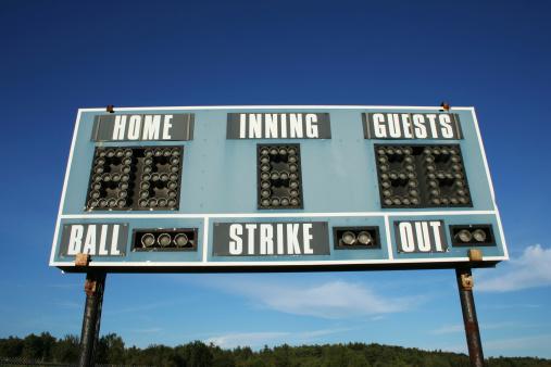 Rusty「Ballpark - Scoreboard 03」:スマホ壁紙(5)