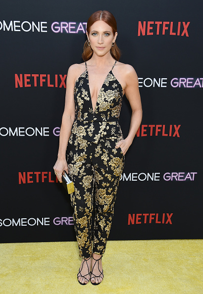 """Floral Pattern「Los Angeles Special Screening Of Netflix's """"Someone Great"""" - Arrivals」:写真・画像(16)[壁紙.com]"""