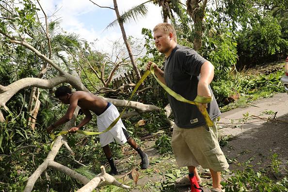 Naples - Florida「Powerful Hurricane Irma Slams Into Florida」:写真・画像(1)[壁紙.com]