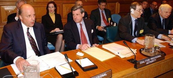 Iraqi Governing council「US Envoy Paul Bremer Seeks United Nation Help」:写真・画像(12)[壁紙.com]
