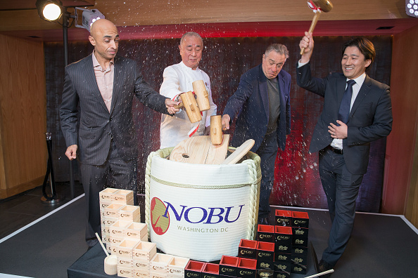 Sake「Nobu Washington DC Sake Ceremony」:写真・画像(4)[壁紙.com]