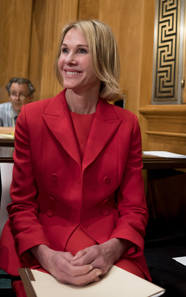 Topix「Senate Foreign Relations Committee Confirmation Hearing For Kelly Craft, President Trump's Nominee For U.S. Ambassador To Canada」:写真・画像(17)[壁紙.com]