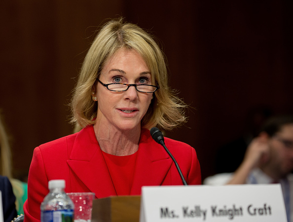 Topix「Senate Foreign Relations Committee Confirmation Hearing For Kelly Craft, President Trump's Nominee For U.S. Ambassador To Canada」:写真・画像(19)[壁紙.com]