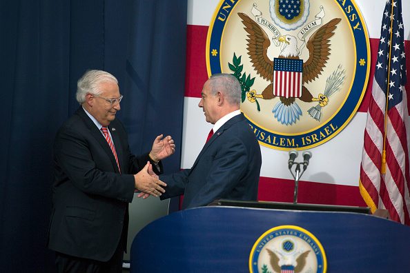 David Friedman「U.S. Embassy Formally Opens In Jerusalem On 70th Anniversary Of State Of Israel」:写真・画像(9)[壁紙.com]