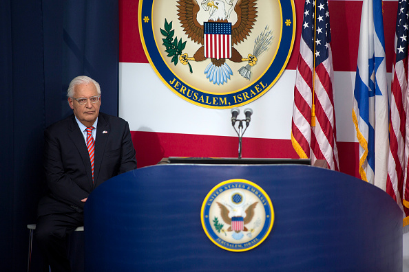 David Friedman「U.S. Embassy Formally Opens In Jerusalem On 70th Anniversary Of State Of Israel」:写真・画像(8)[壁紙.com]