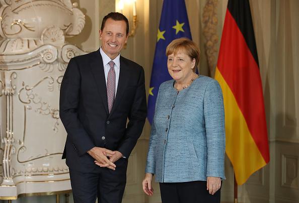 Diplomacy「U.S. Ambassador Grenell Attends Merkel Reception」:写真・画像(16)[壁紙.com]