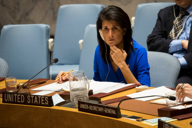 United Nations Security Council Holds Emergency Meeting On Syria:ニュース(壁紙.com)