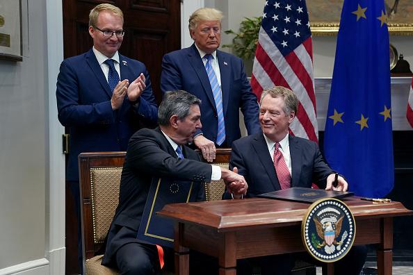 Beef「President Trump Makes An Announcement On E.U. Trade」:写真・画像(18)[壁紙.com]