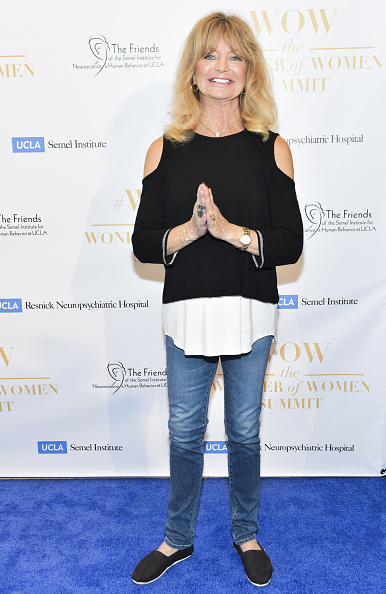 Goldie Hawn「The Wonder Of Women Summit」:写真・画像(10)[壁紙.com]
