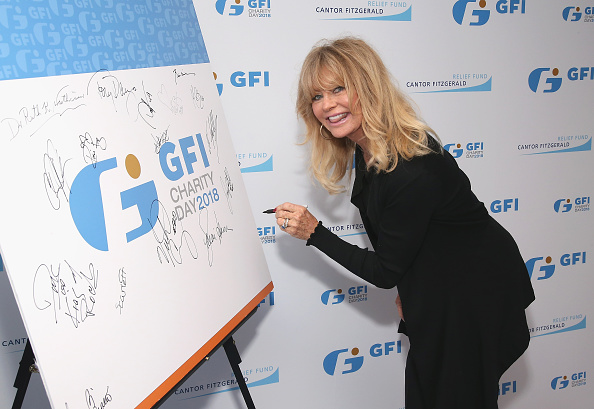Finance and Economy「Annual Charity Day Hosted By Cantor Fitzgerald, BGC and GFI - GFI Office - Arrivals」:写真・画像(12)[壁紙.com]