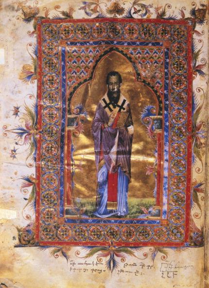 Basil「St Basil the Great. Artist: Anon」:写真・画像(4)[壁紙.com]