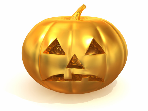 Evil「Pumpkin. 3d」:スマホ壁紙(4)