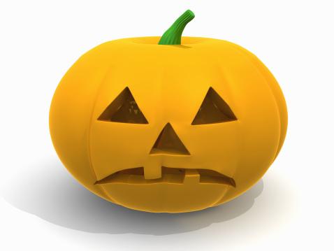 Evil「Pumpkin. 3d」:スマホ壁紙(11)