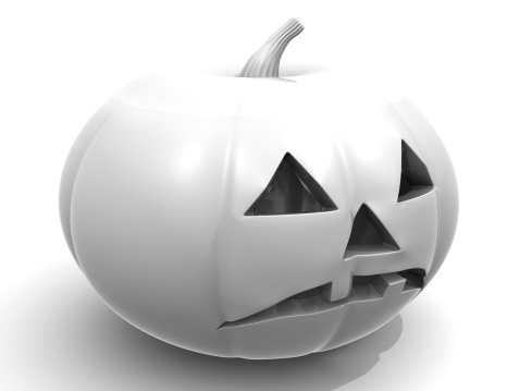 Evil「Pumpkin. 3d」:スマホ壁紙(10)