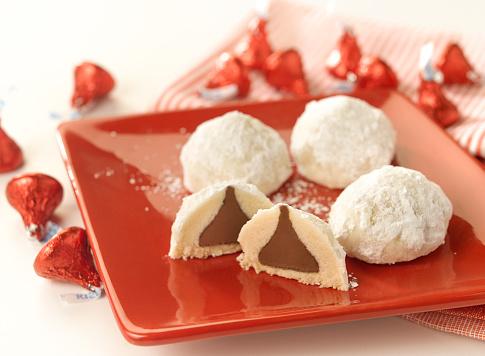 バレンタインデー「Valentine Kiss Cookies」:スマホ壁紙(10)