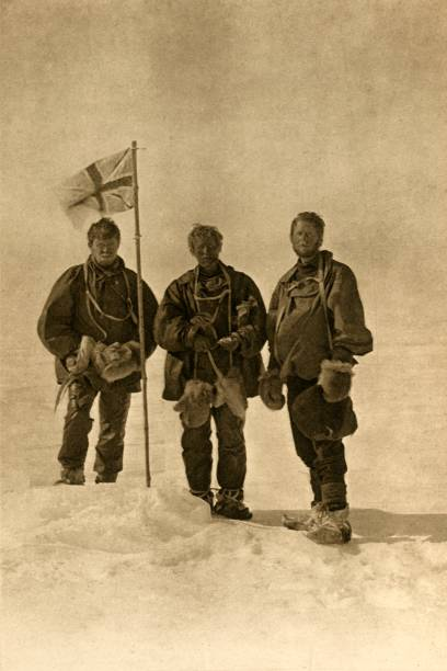 The Northern Party At The South Magnetic Pole:ニュース(壁紙.com)