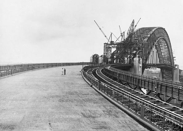 Construction Industry「Sydney's New Bridge」:写真・画像(18)[壁紙.com]