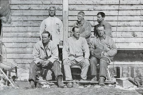 Ski Pole「The Northern Party At Cape Adare」:写真・画像(17)[壁紙.com]