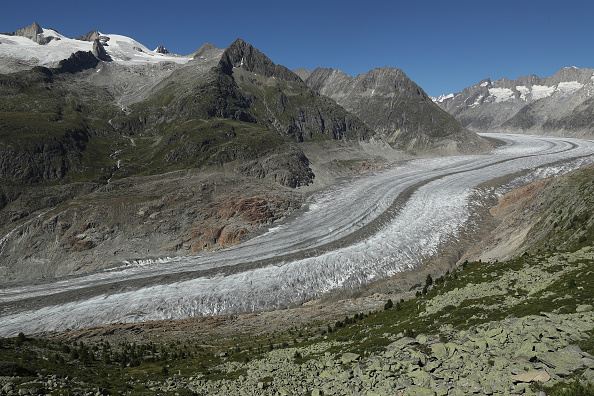 Greenhouse Gas「Europe's Melting Glaciers: Aletsch」:写真・画像(7)[壁紙.com]