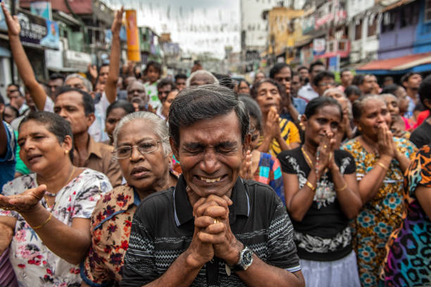 Sri Lanka Mourns Victims of Easter Sunday Bombings:ニュース(壁紙.com)