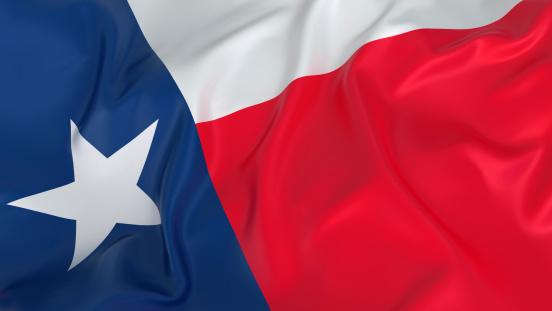 Patriotism「Majestic Flag of Texas」:スマホ壁紙(11)