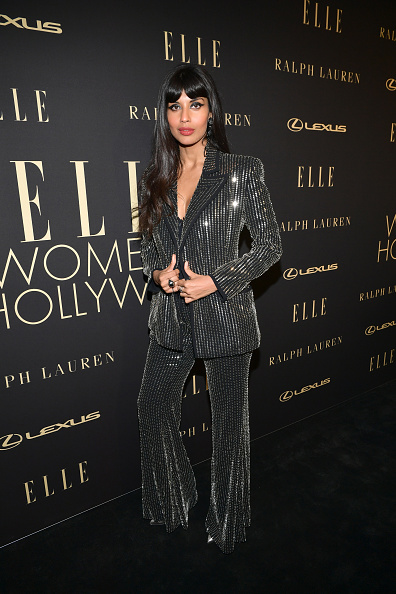 Hollywood - California「ELLE's 26th Annual Women In Hollywood Celebration Presented By Ralph Lauren And Lexus - Arrivals」:写真・画像(12)[壁紙.com]