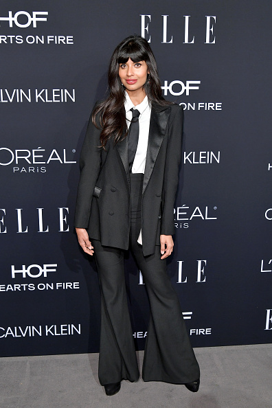 Celebration「ELLE's 25th Annual Women In Hollywood Celebration Presented By L'Oreal Paris, Hearts On Fire And CALVIN KLEIN - Red Carpet」:写真・画像(0)[壁紙.com]