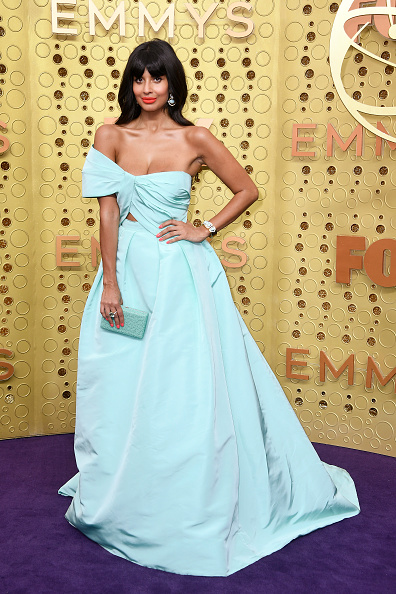 Turquoise Colored「71st Emmy Awards - Arrivals」:写真・画像(10)[壁紙.com]