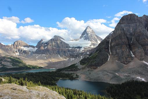 Mt Assiniboine「Mount Assiniboine」:スマホ壁紙(10)