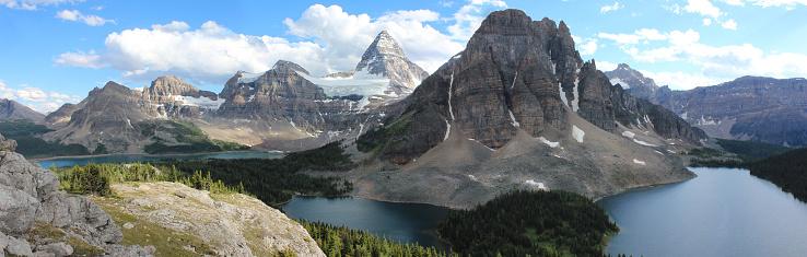 Mt Assiniboine「Mount Assiniboine」:スマホ壁紙(13)
