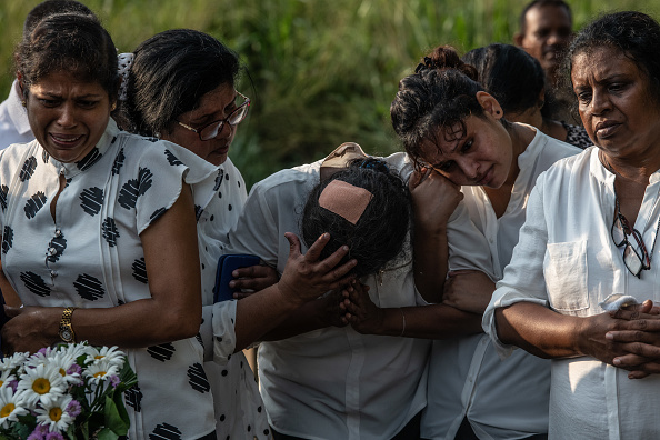 Negombo「Sri Lanka Mourns Victims of Easter Sunday Bombings」:写真・画像(10)[壁紙.com]