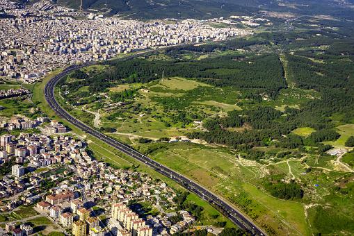 Izmir「Aerial View of Izmir」:スマホ壁紙(18)