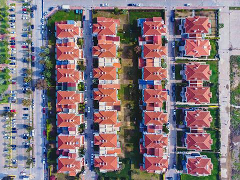 Boulevard「Aerial View of Bostanli, Izmir」:スマホ壁紙(13)