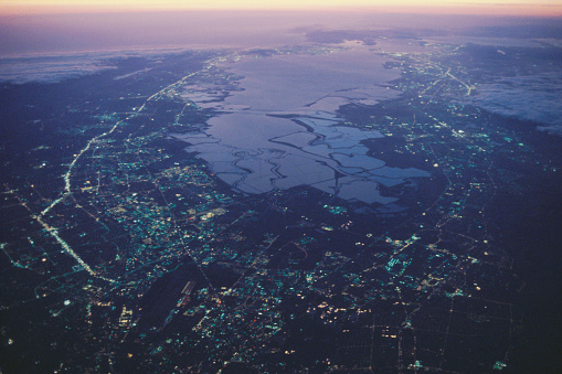 Silicon Valley「Aerial View of Silicon Valley」:スマホ壁紙(14)