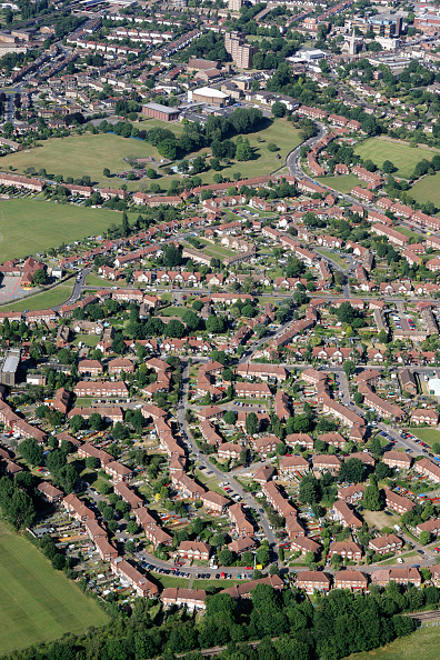 subUrbia - Named Work「Aerial view of South East London.」:写真・画像(2)[壁紙.com]