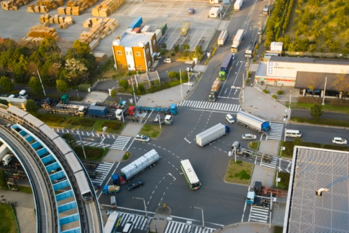 日本「Aerial view of wharf, Minato Ward, Tokyo, Japan.」:スマホ壁紙(15)
