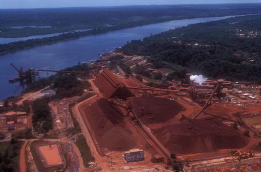 Amazon Rainforest「Aerial view」:スマホ壁紙(7)