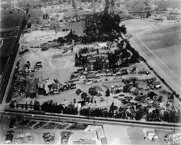 Culver City「MGM Backlot」:写真・画像(0)[壁紙.com]