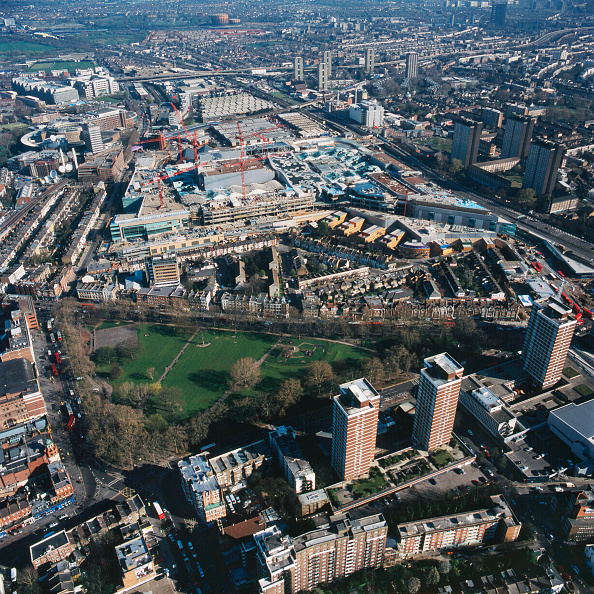 Westfield Group「Aerial view of Westfield Shopping Centre, Shepherds Bush, London, UK」:写真・画像(11)[壁紙.com]