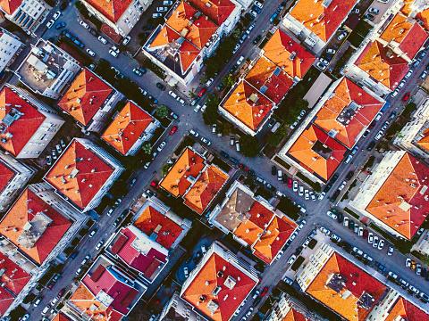 Boulevard「Aerial View of Karsiyaka - Izmir」:スマホ壁紙(7)