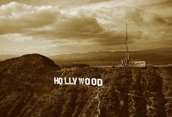 Hollywood Sign「1991 - Aerial View Of The Hollywood Sign」:写真・画像(13)[壁紙.com]