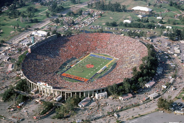 American Football - Sport「1984 Rose Bowl」:写真・画像(19)[壁紙.com]