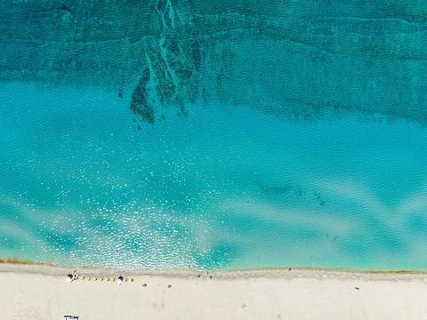 Izmir「Aerial view of Ilica Beach, Cesme - Izmir」:スマホ壁紙(17)