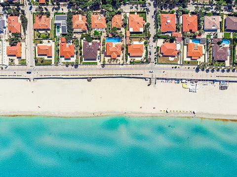 Izmir「Aerial view of Ilica Beach, Cesme - Izmir」:スマホ壁紙(7)