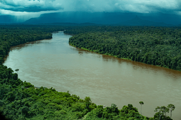 Cultures「General Views of the Brazilian Amazon Region Close to the Venezuelan Border」:写真・画像(13)[壁紙.com]